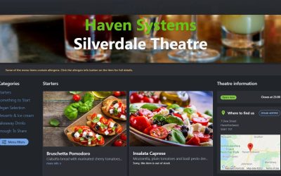 Introducing 'Vine' the new self-ordering app from Haven Systems